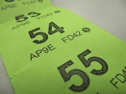 MRI Raffle Tickets