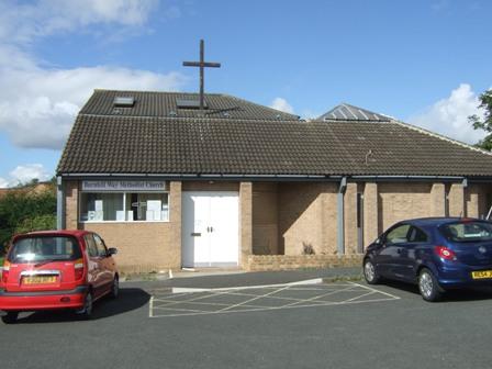Burnhill Methodist Hall Now a Community Venue