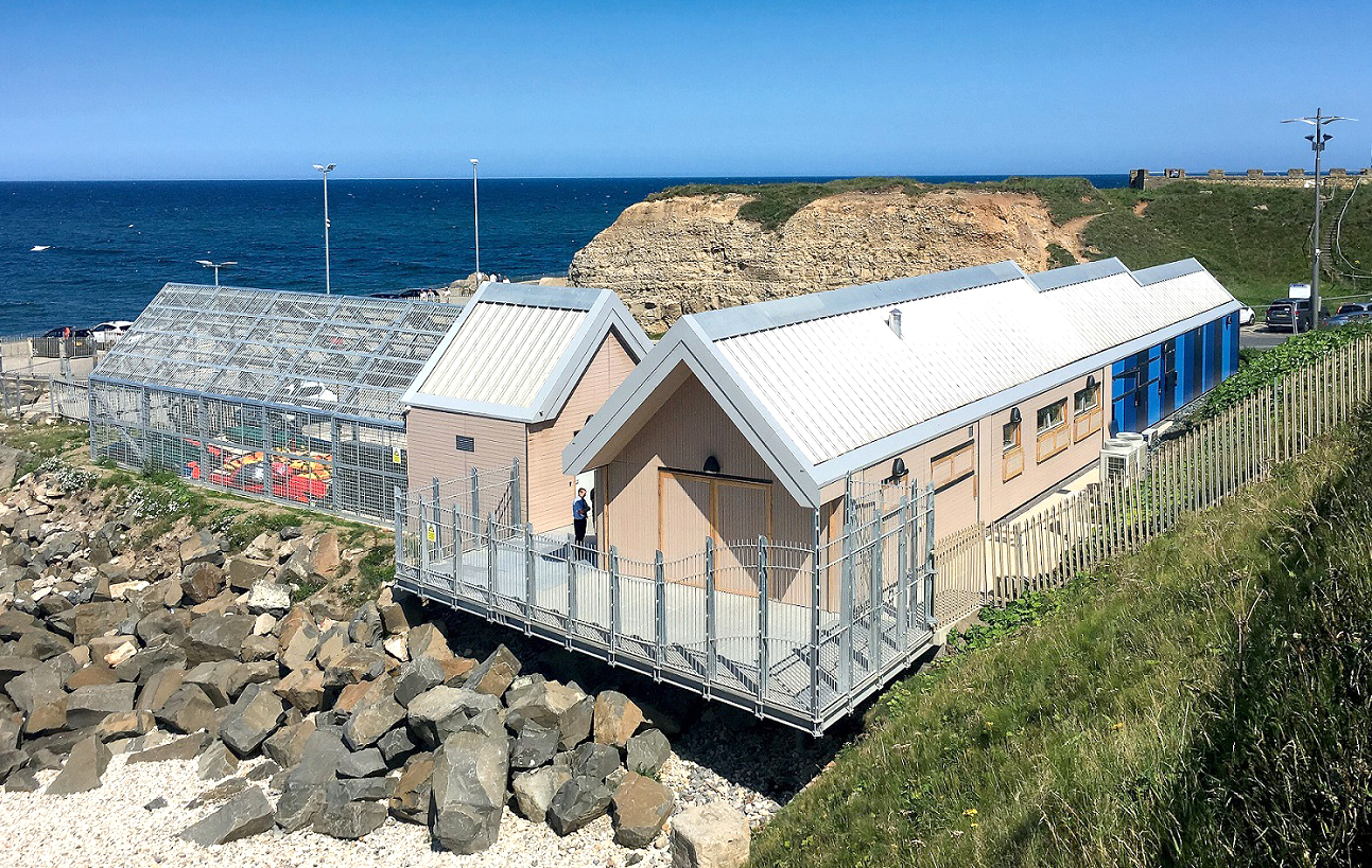New Seaham Water Sports Centre Shortlisted for Top Award