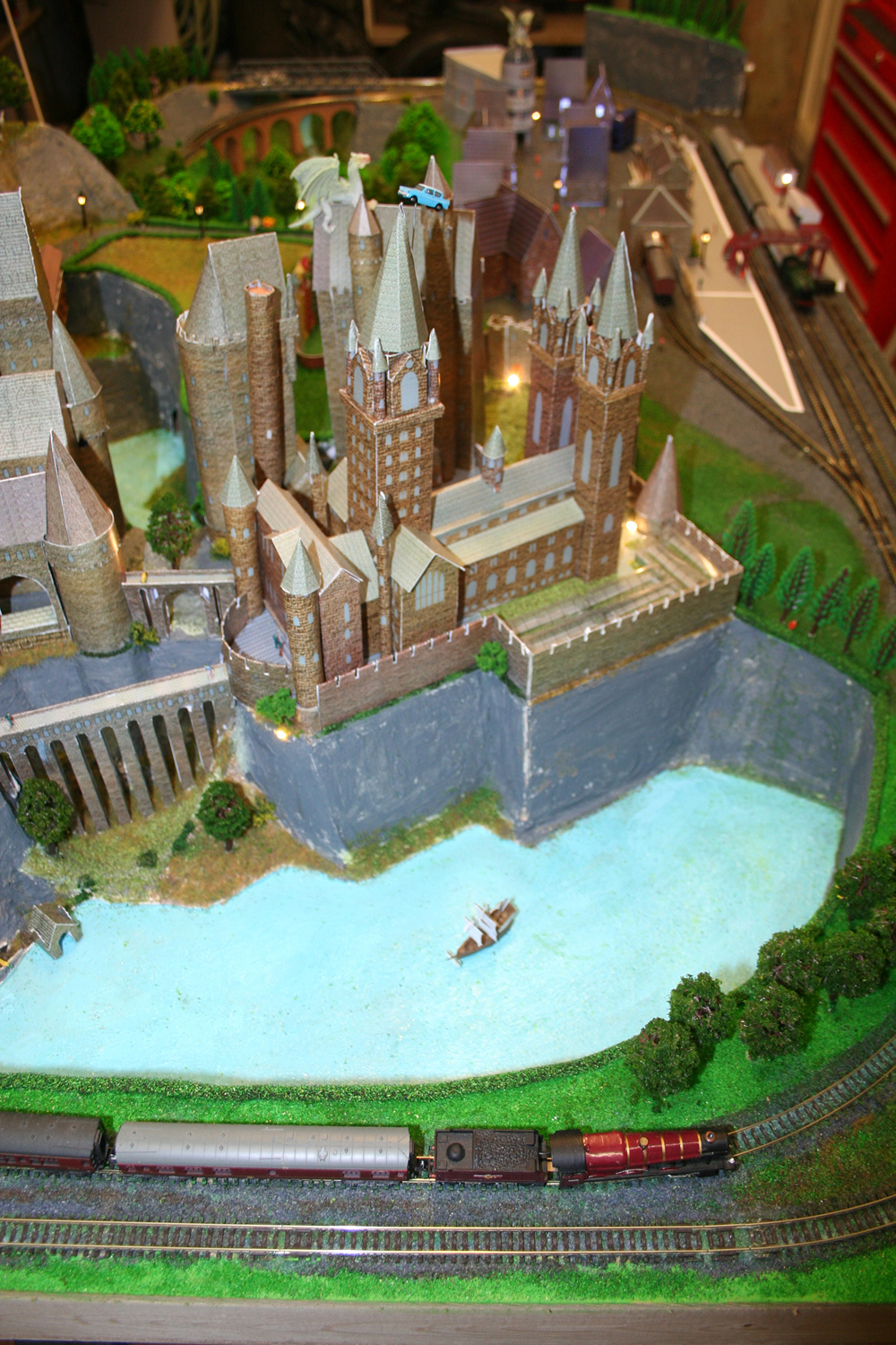 Hogwarts coming to Newton Aycliffe