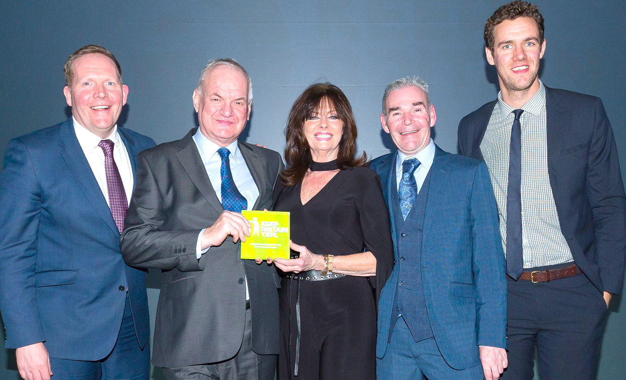 DCC Wins National 'Green' Award for Operation Spruce Up