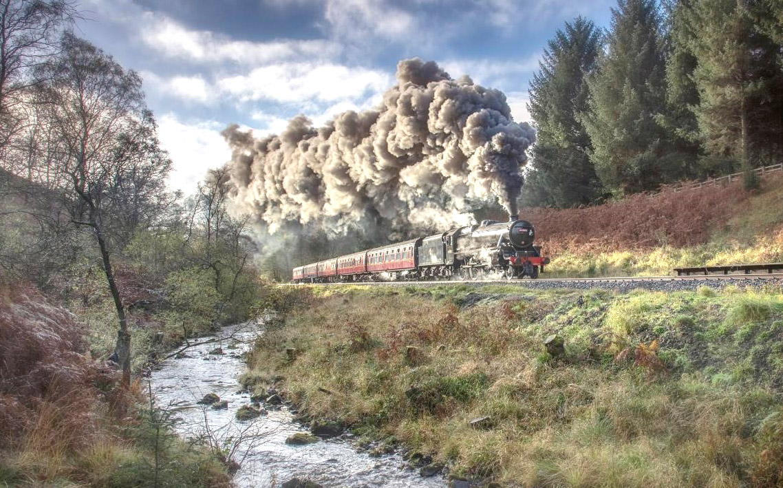 Thank you from North Yorkshire Moors Railway