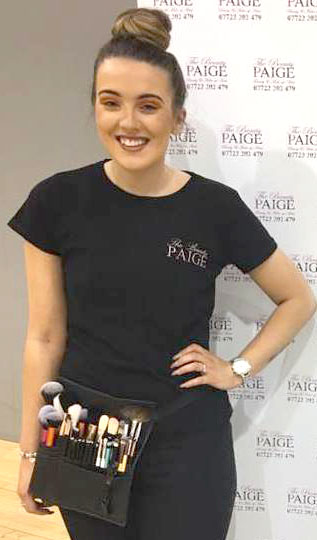 Aycliffe Beautician Builds Her Client Base