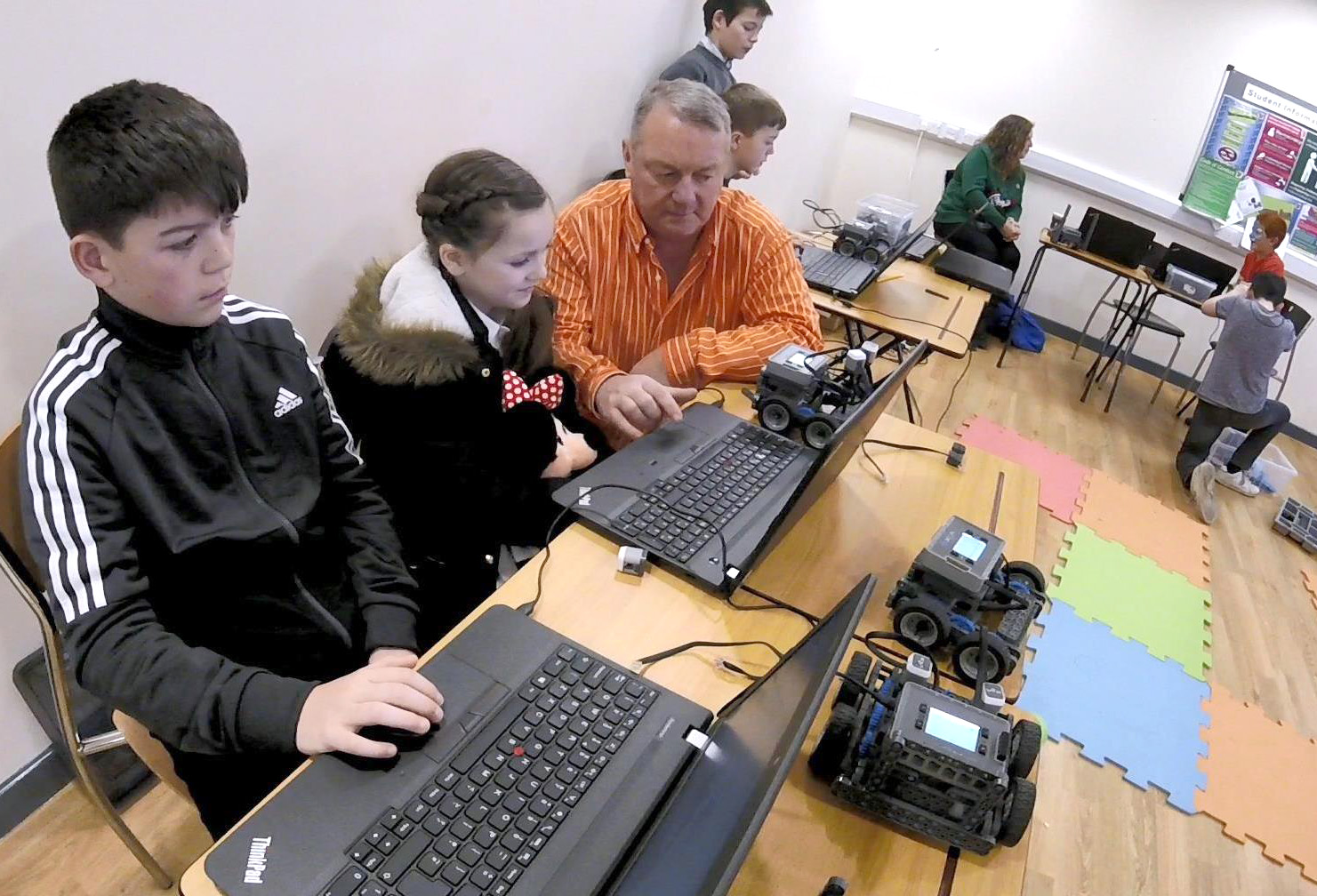 Robot Wars at Aycliffe Leisure Centre
