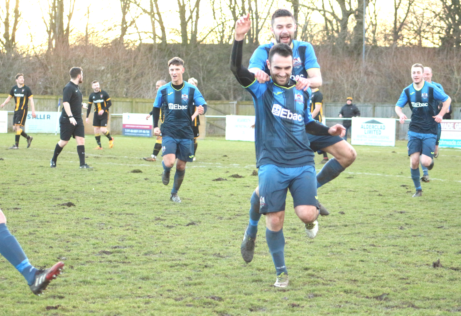 Aycliffe Beat The League Leaders Morpeth