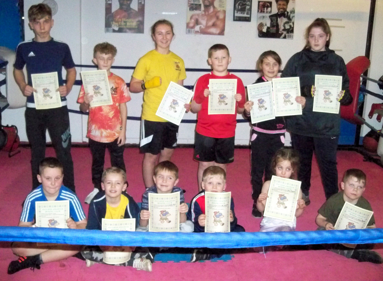 Future Aycliffe Boxing Stars