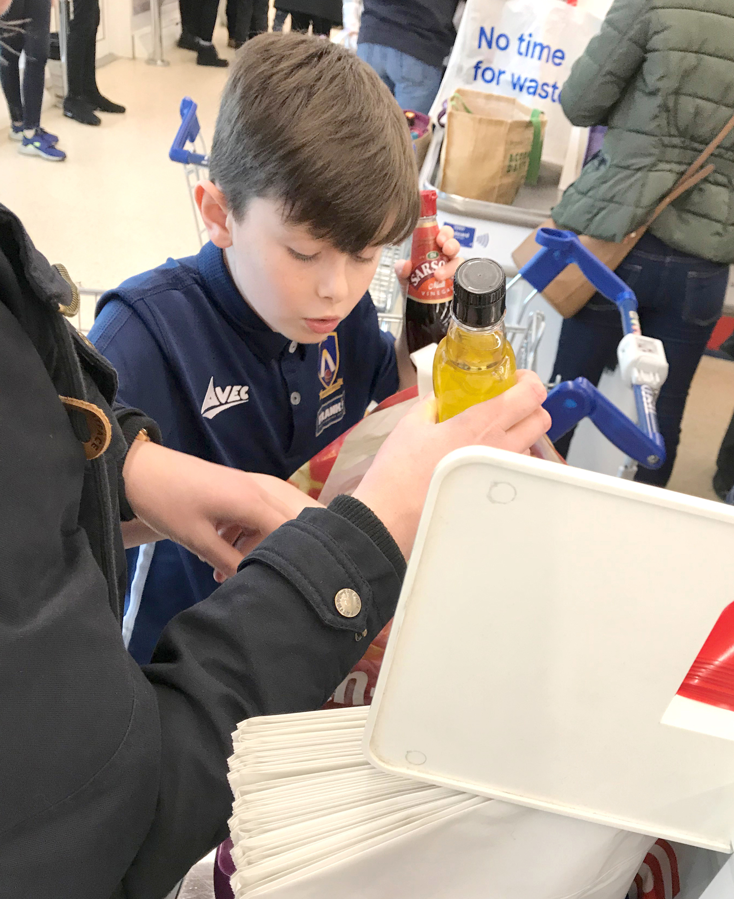 Bag Pack in Aid of Junior Cricketers