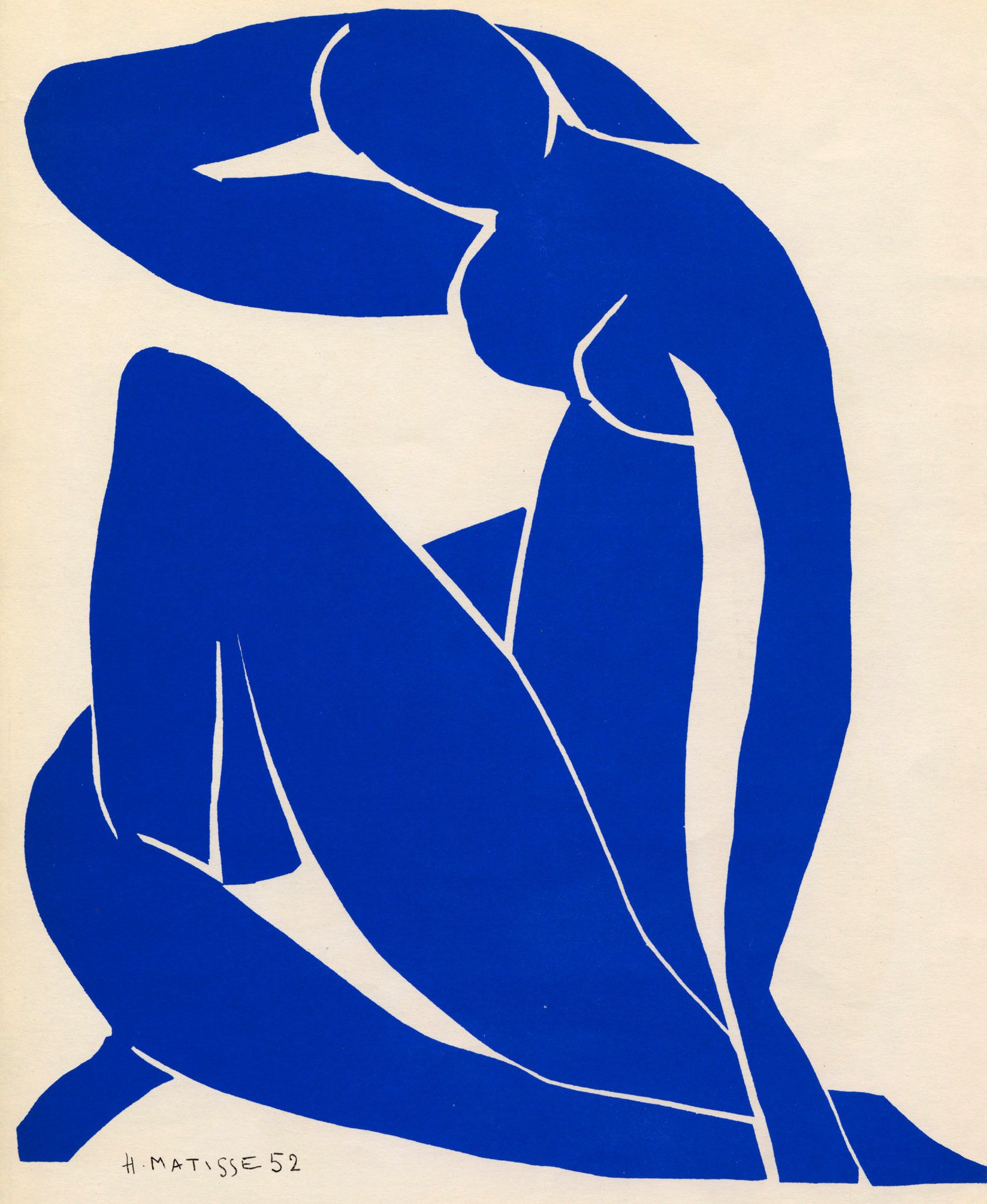 Matisse Cut-outs at Gala Gallery
