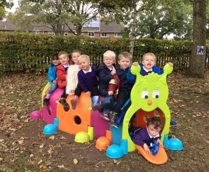 Nursery Accepts 3 year old Children