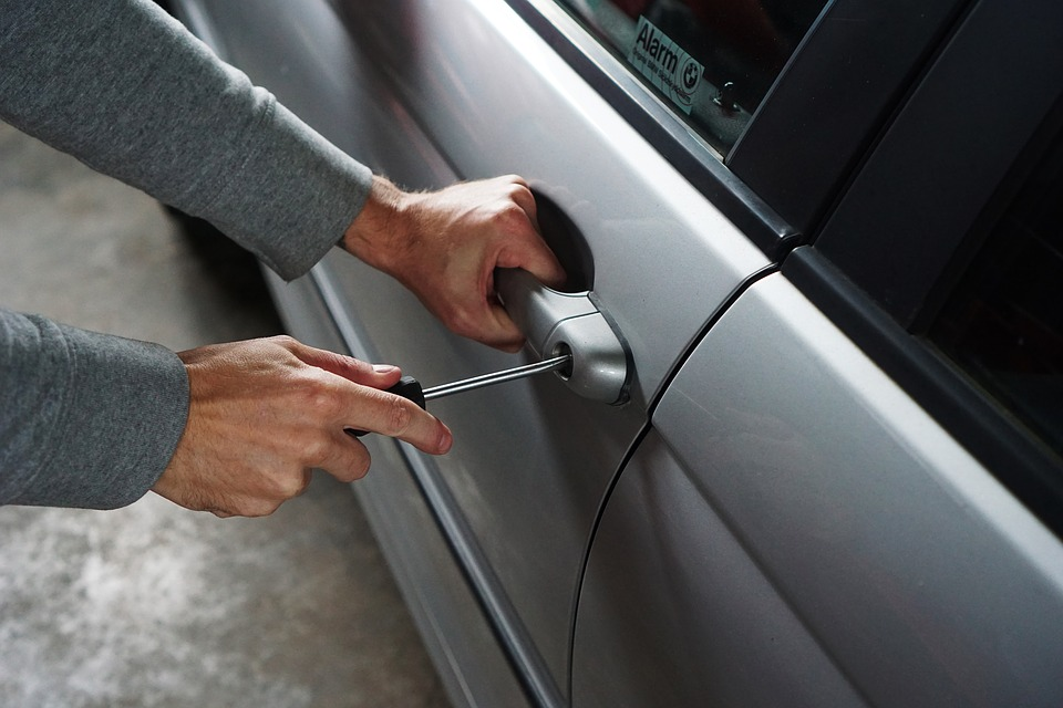 How to Stop Your Car Being Stolen