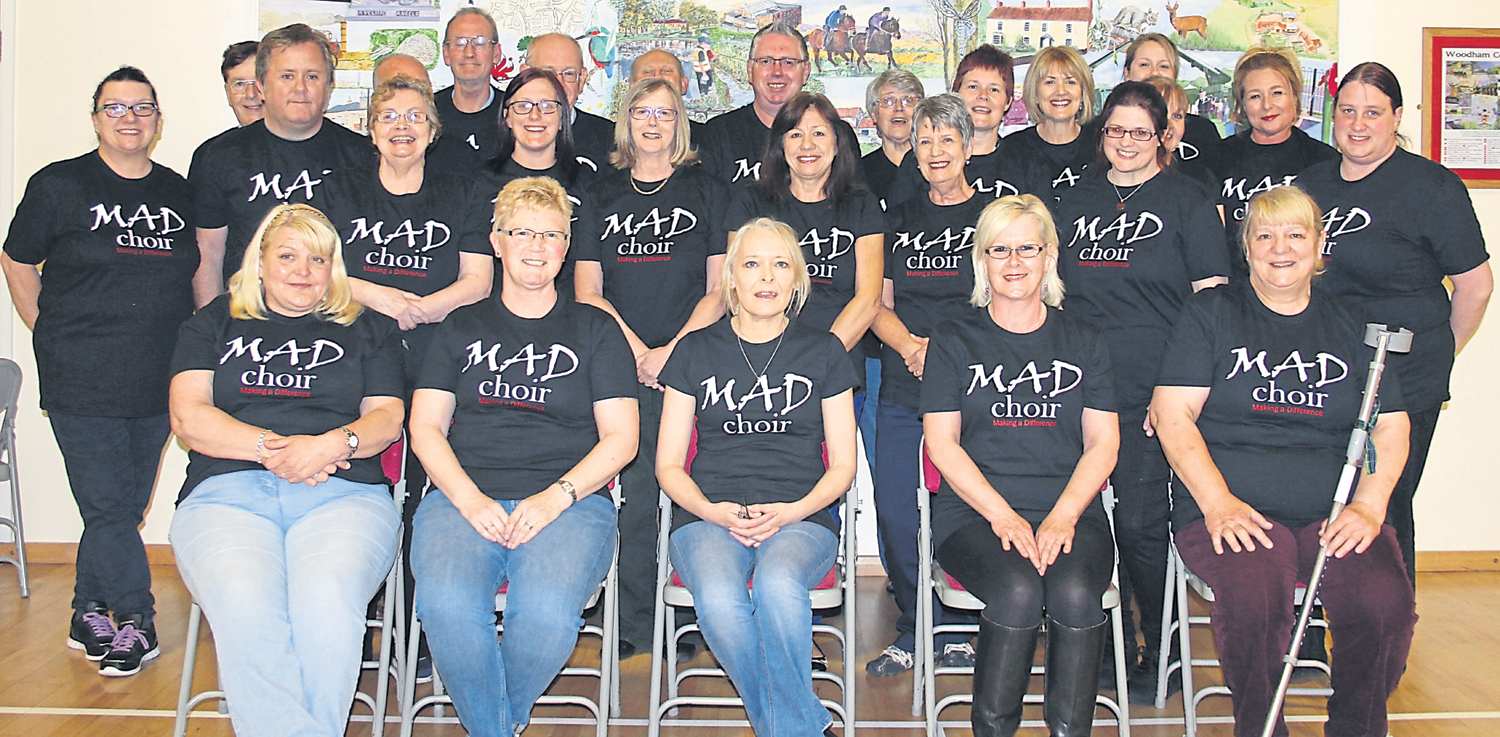 MAD Choir Concert at Xcel Centre for Charity