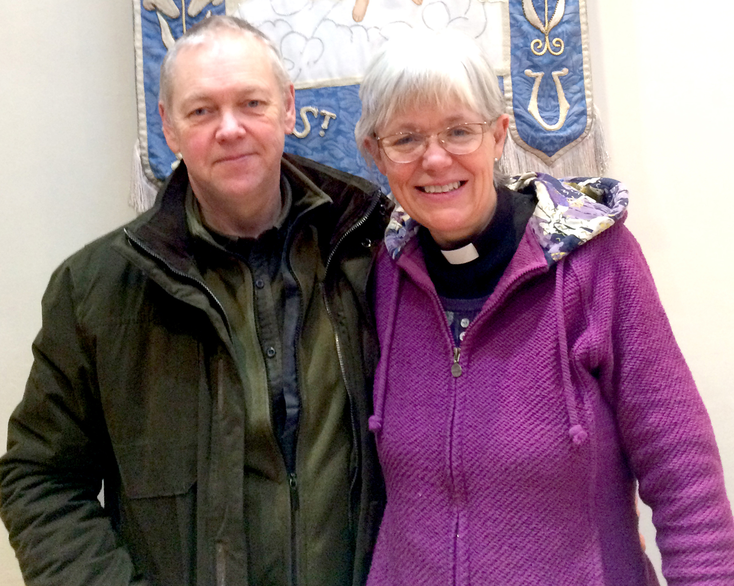 New Team Rector for the Parish of Great Aycliffe