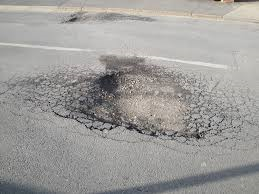 Report Bad Potholes