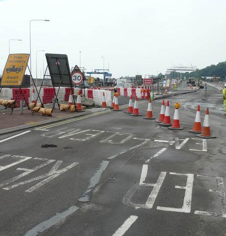 Roadworks Congestion Scheme Benefits Drivers