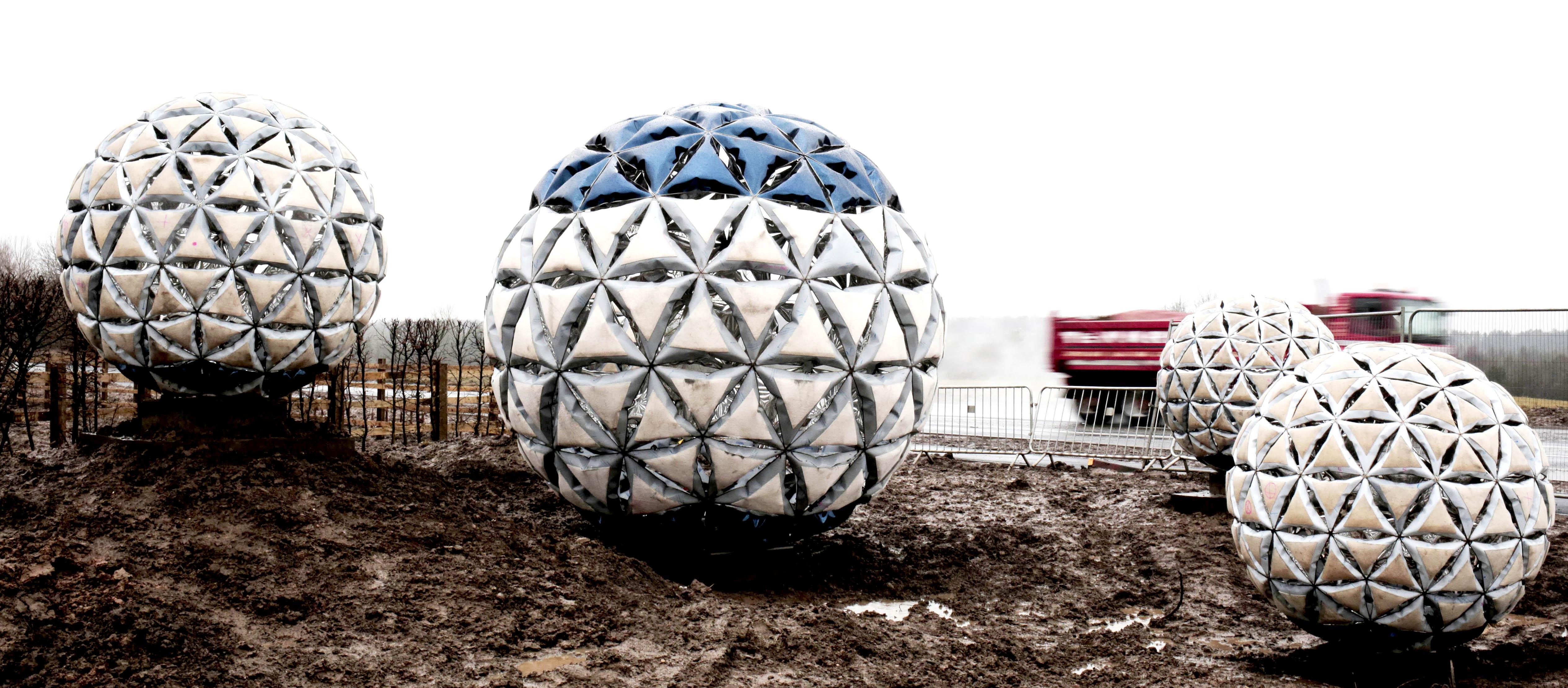 NetPark's New Sculpture