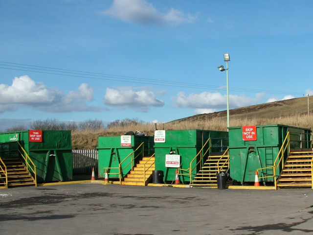 Recycling Centres Summer Opening Hours