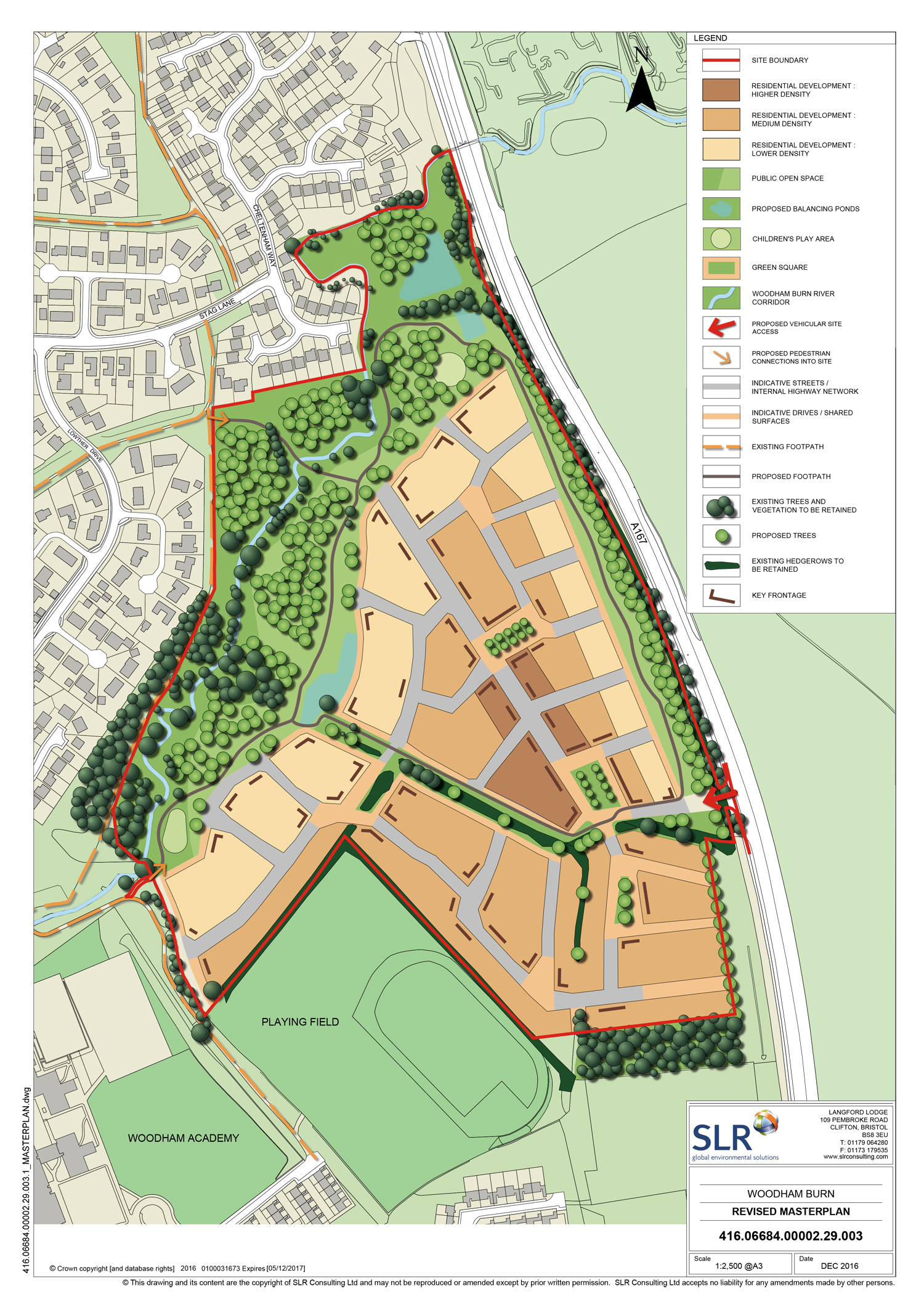 Appeal to Build 430 Houses at Woodham