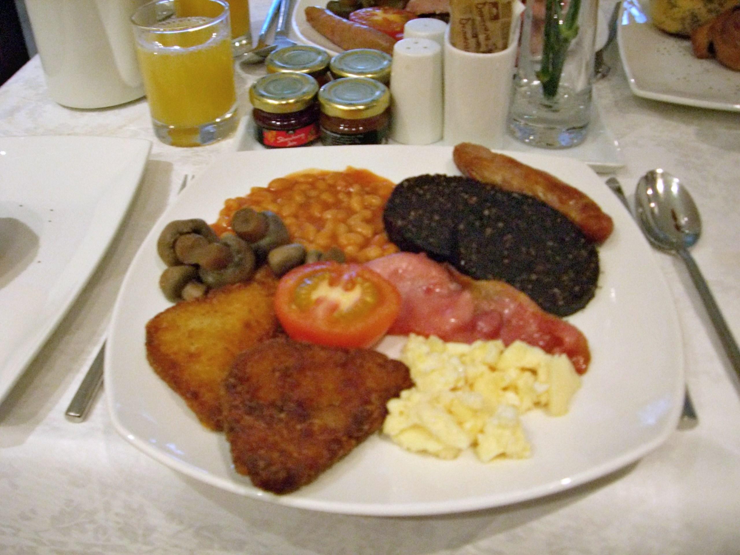 Community Breakfast For Men
