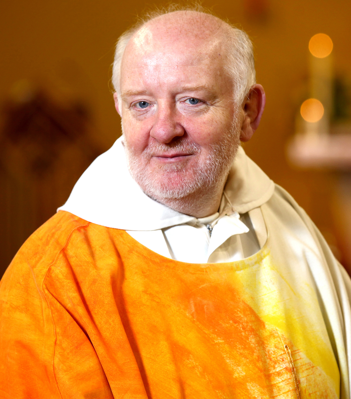 St. Mary's New Catholic Priest
