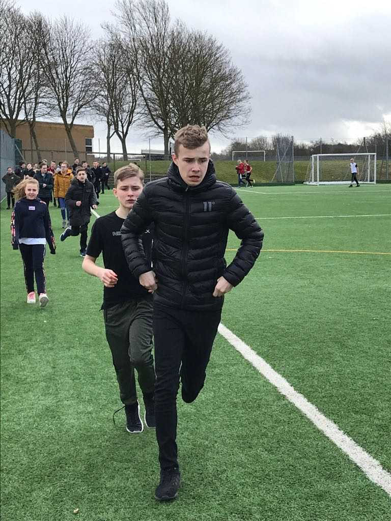 Students Raise £1500 for Sport Relief