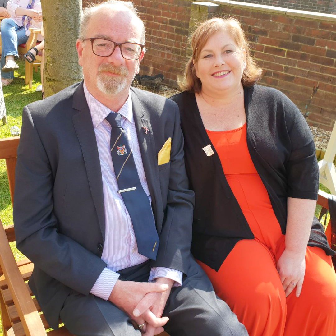 Deputy Mayor Visits Care Home Open Day