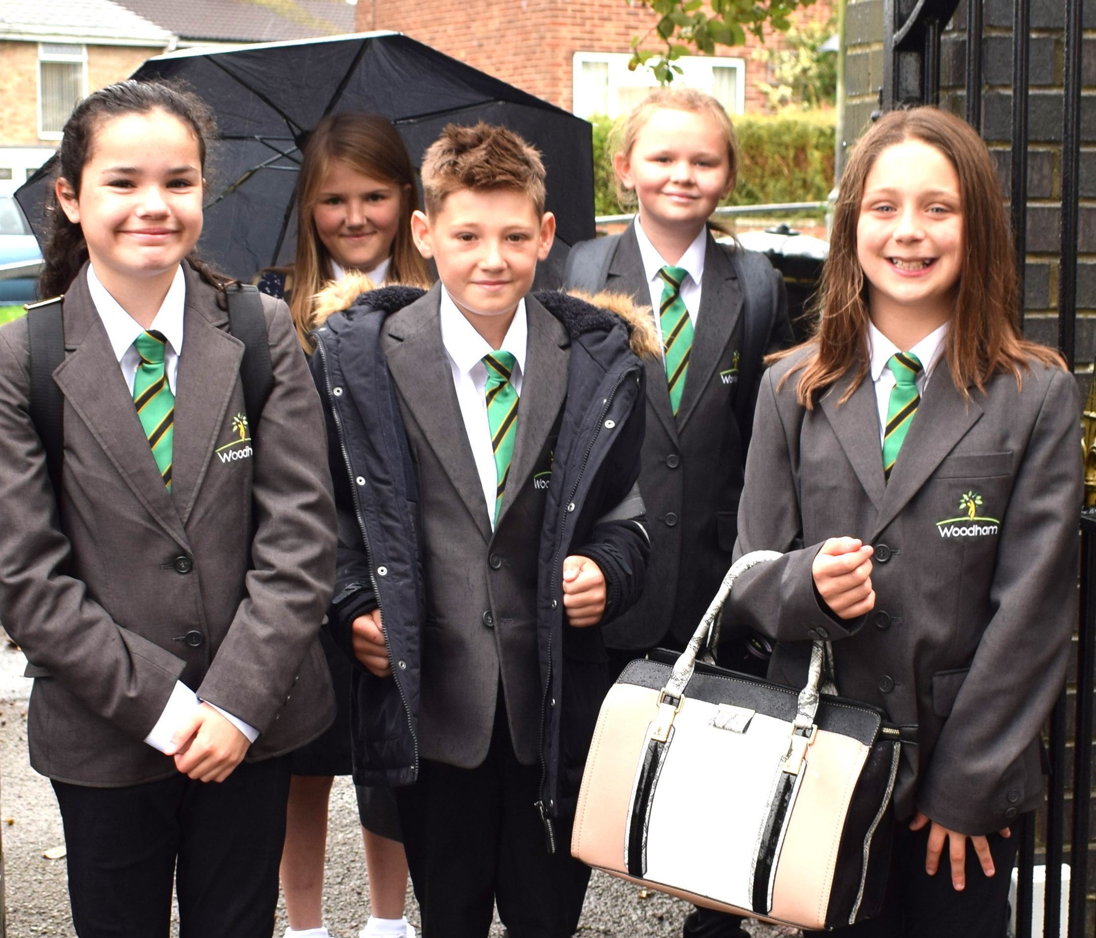Woodham Academy Welcome for Year 6