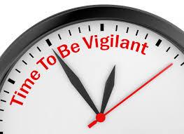 Terrorism – Stay Vigilant