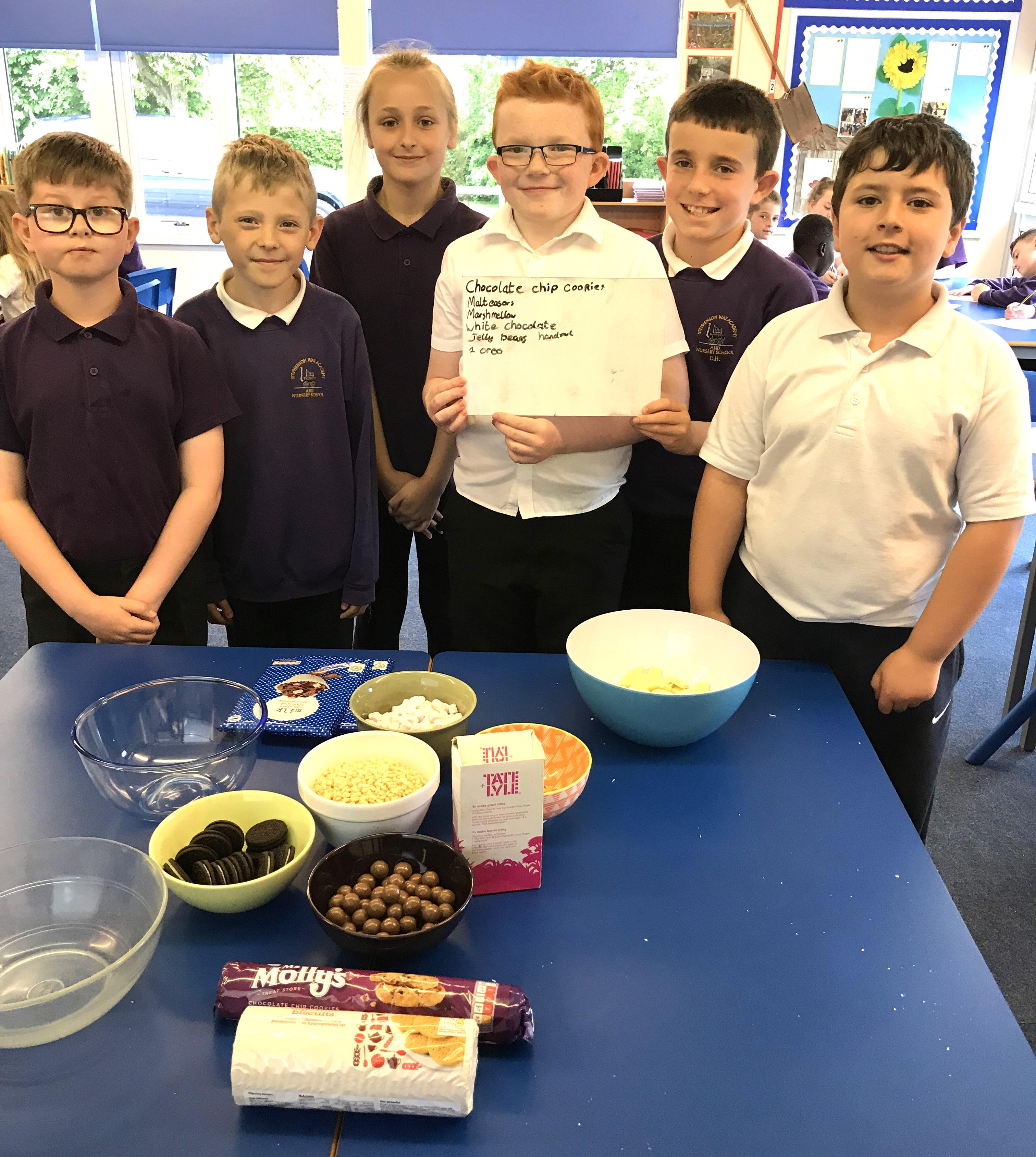 Fairtrade Bake-Off