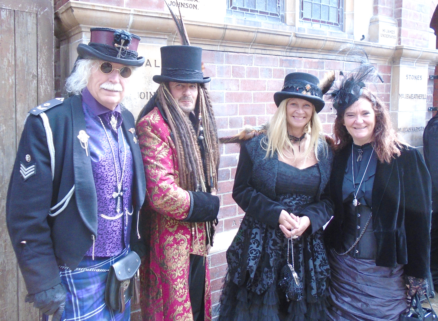 Residents Association Trip to Goth Festival