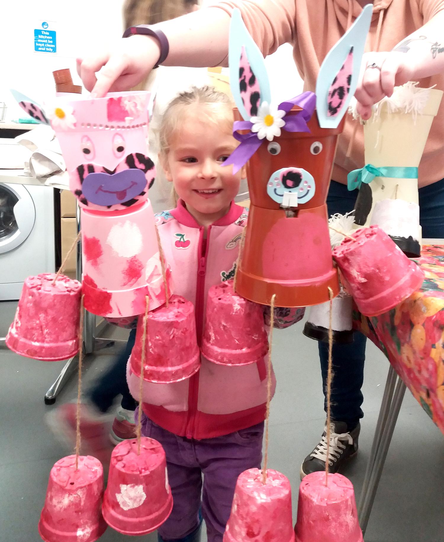 Half-Term Holiday Activities at Greenfield