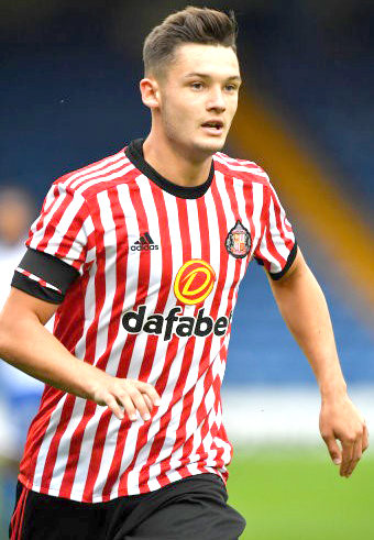Sunderland Striker Luke Molyneux to Open New Stand at Shildon AFC