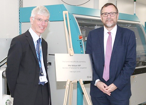 Cutting Edge Electronics Company Opens In Aycliffe