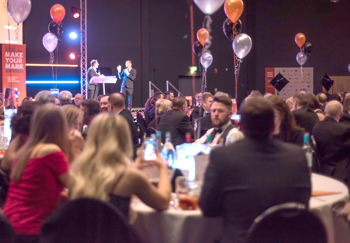 Aycliffe's 4th Annual Make Your Mark Awards