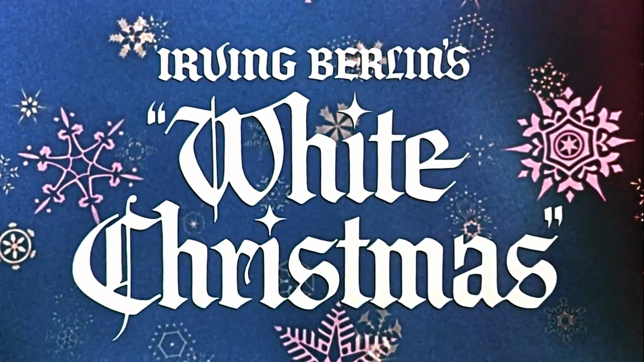 We're Dreaming of a White Christmas