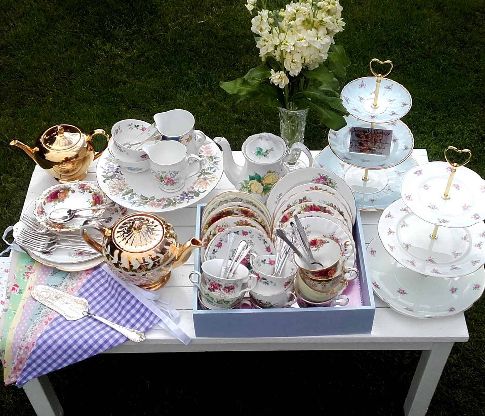 Aycliffe Crockery & Party Ware Hire