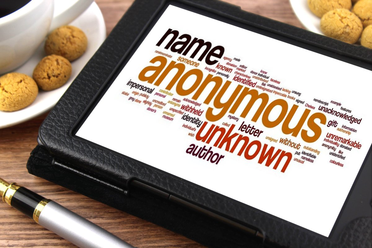 Anonymous Letters