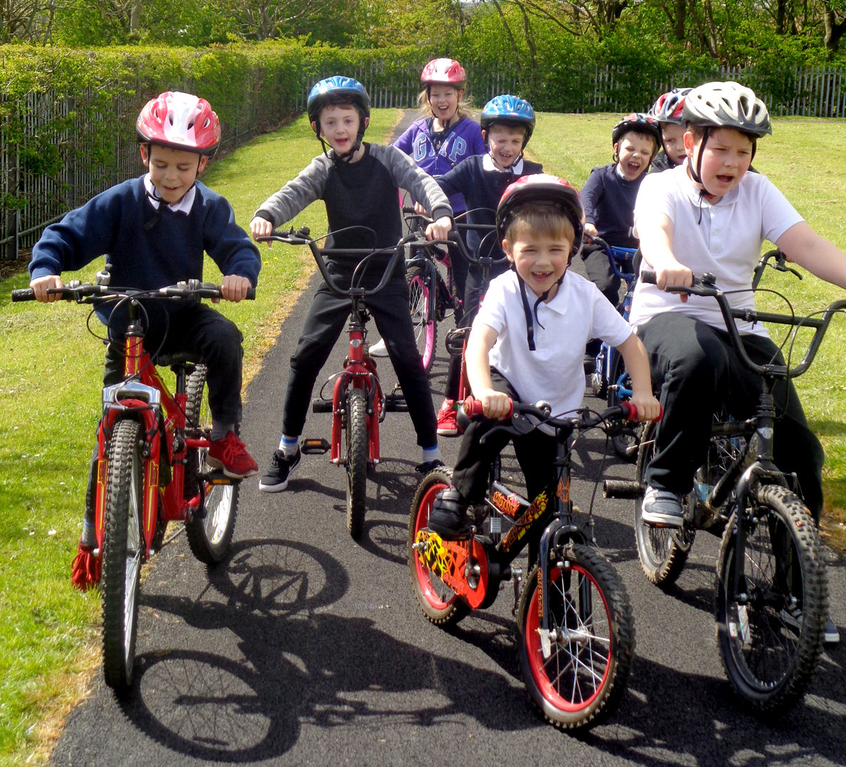 Great Response to Newton News Appeal for Bikes