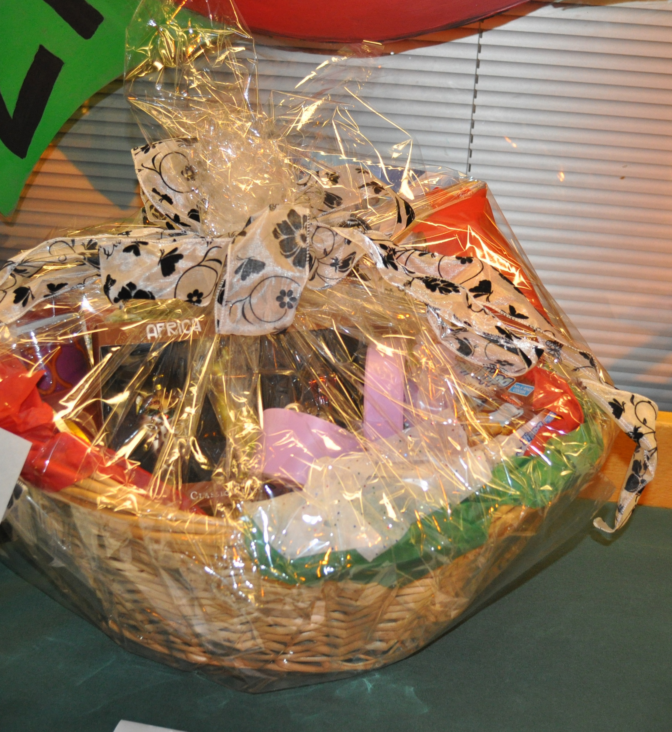 "Win a ""Pamper Hamper"" at Bewick Crescent Surgery"