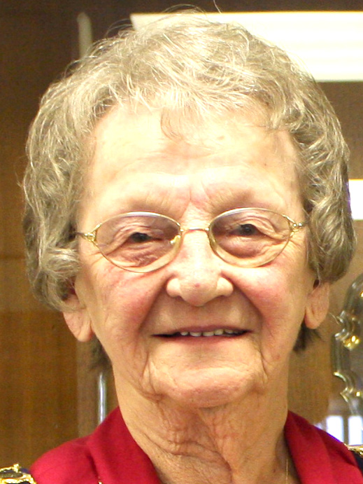 Mary Dalton Takes Office  for 5th Year