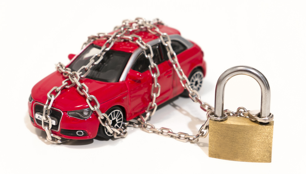 Police Issue Vehicle Security Advice Following Thefts