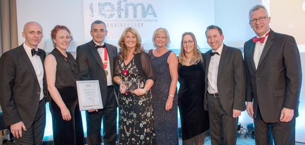 3 Awards for NHS Team