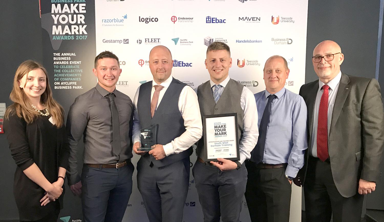 SWDT Win Award for Apprenticeship Scheme