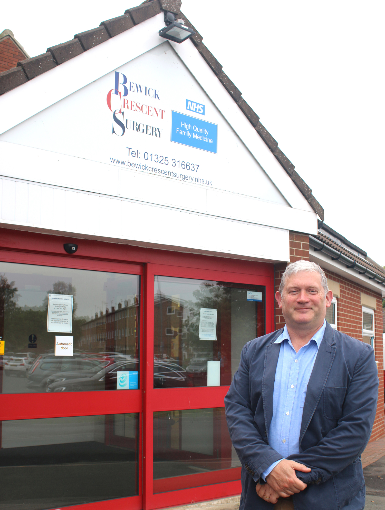 Popular Doctor Retires After 30 Years Service