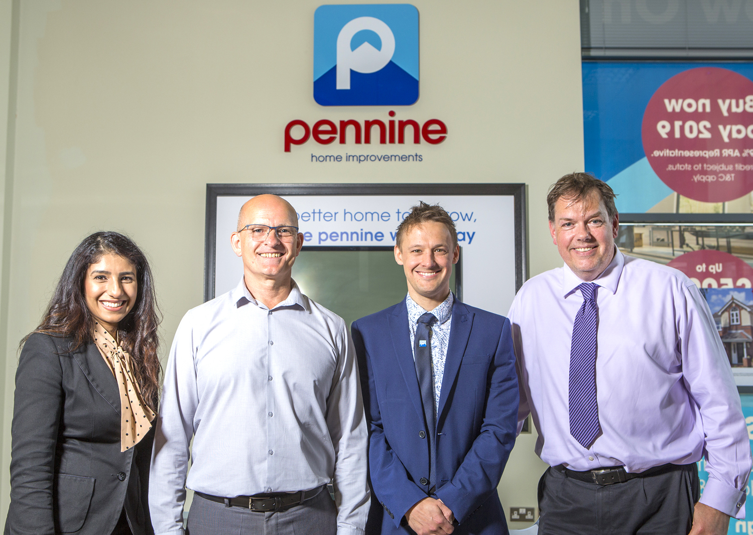 Continued Success at Pennine
