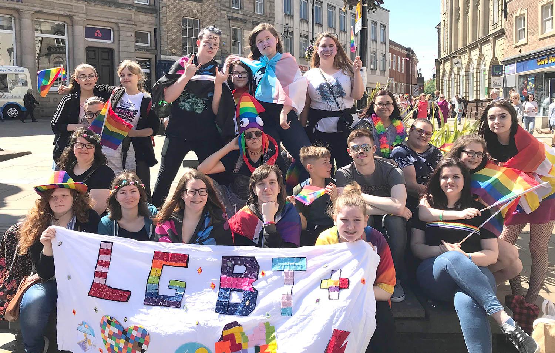 Students Celebrate Equality & Diversity