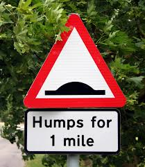 Road Humps Stop Speeding Cars