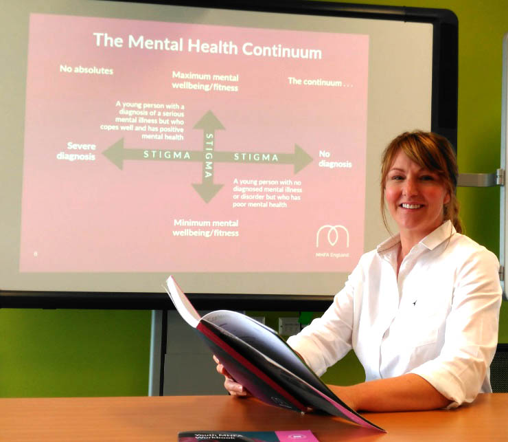 Mental Health Courses at The Work Place