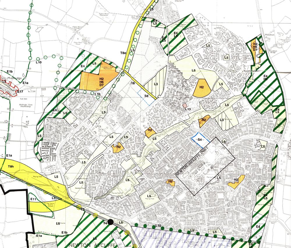 County Plan – Economy and  Environment