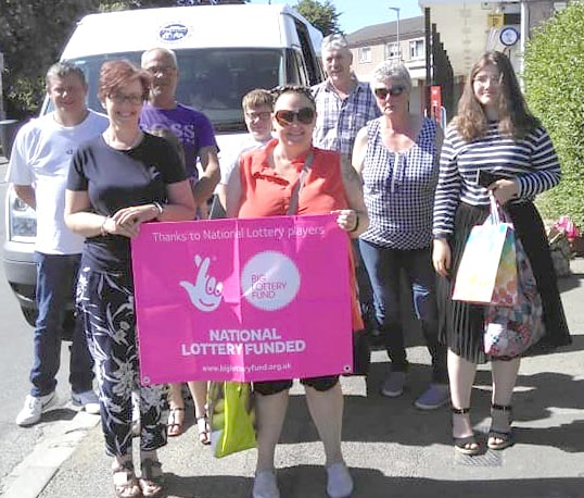 First Trip for Neville Residents Association