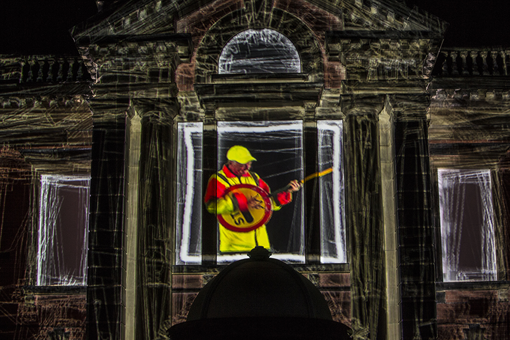 UK's Largest Light Festival Spectacular in Durham